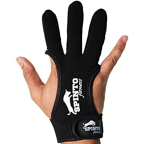 SPINTO FITNESS Bogenschießen-Handschuh aus...