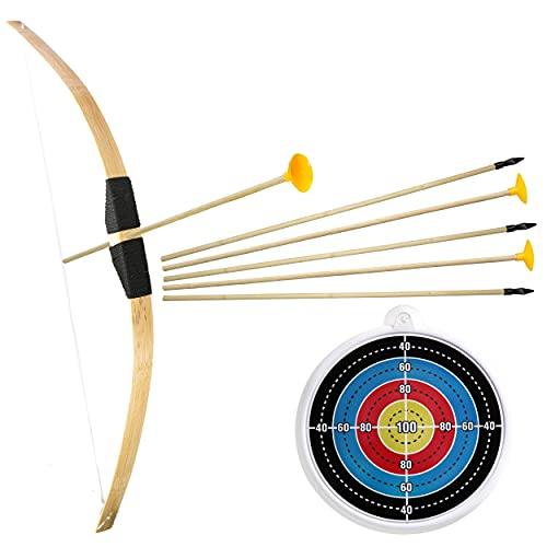 Ora-Tec Bambus Bogenschießen Set 1x...