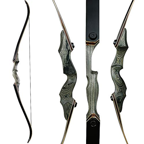Huntingdoor Black Hunter 60 Zoll Profi...