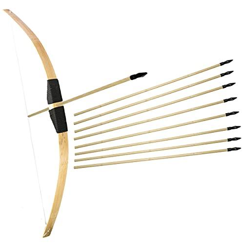 Bambus Bogenschießen Set 1x 1m langer...