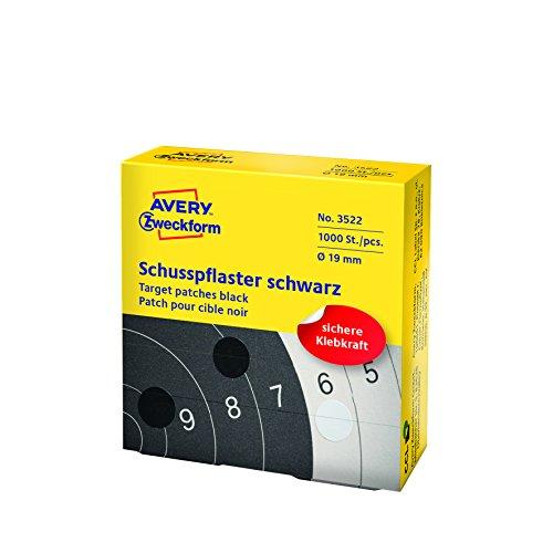 AVERY Zweckform Art. 3522 Schusspflaster (Ø...