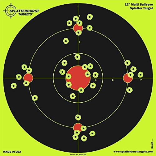 Paket von 25 - Splatterburst Ziele - 30,5 cm...
