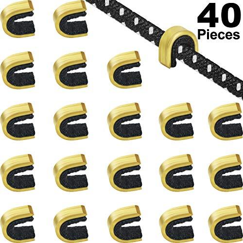 Gejoy 40 Stücke Nock Punkte Bogenschießen...