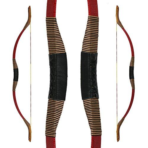 Drake Traditioneller Reiterbogen - 130cm - 25...