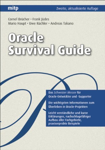 Oracle Survival Guide (mitp Professional) by...