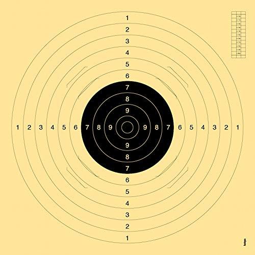 OpTacs Pistolen-/ Kleinkaliberscheibe 55 x 52...