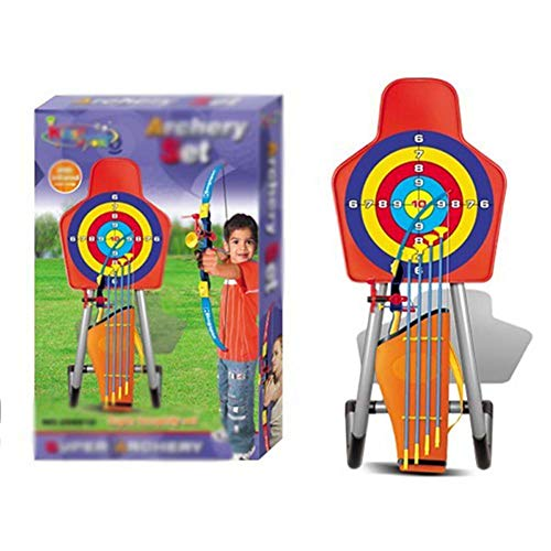 Kinder Archery Set mit Bogen, Absaug- Top...