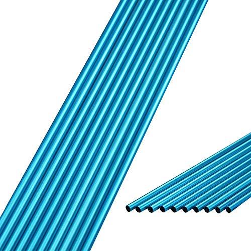 SHARROW 12pcs Aluminium Pfeilschaft...