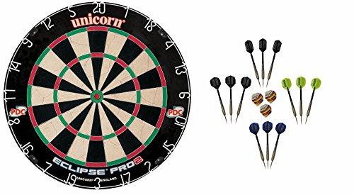 Unicorn Dart Board Eclipse Pro2 Bristle Board...